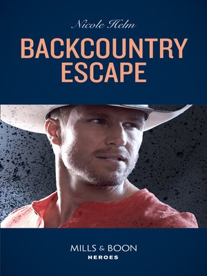 cover image of Backcountry Escape